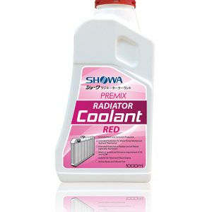 Showa Premix Radiator Coolant Red