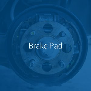 Brake Pad (Commercial)