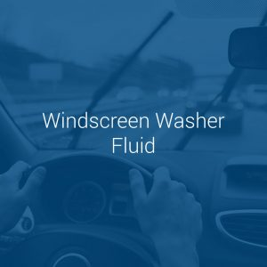 Windsreen Washer Fluid