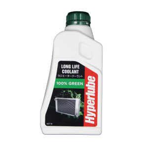 LONG LIFE COOLANT – 100% GREEN